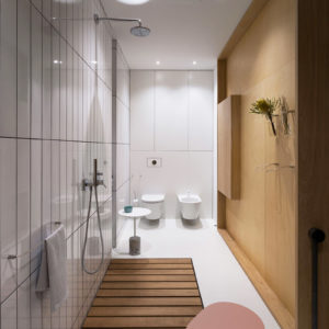 2018 – Tiles – PANORAMA P/8 –  Studio Olha Wood Akulova DESIGN  –  Renovated Apartment – Kiev – Ph A. Avdeenko