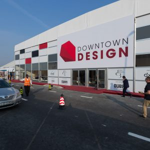 2016 10<br>DOWNTOWN DESIGN &#8211; Dubai