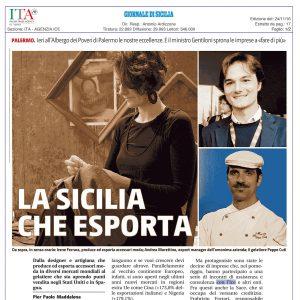 2016 11<br>Giornale di Sicilia