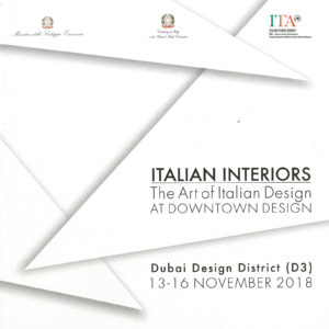 2018 11<br>ITALIAN INTERIORS