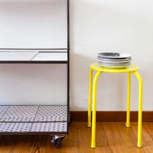 2013 – Frame trolley – UNDUO Studio