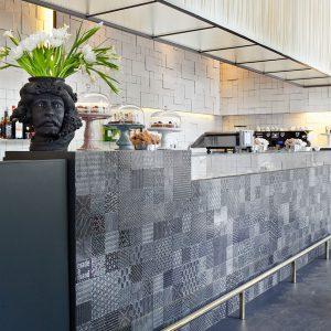 2015 – Restaurant Filippo La Mantia, Oste e Cuoco – Milano – Studio Lissoni – Komon Natura + CM Panorama