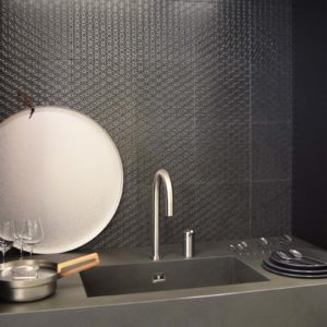 2017 – BinovaDurini Showroom – Milan – KOMON NATURA tiles