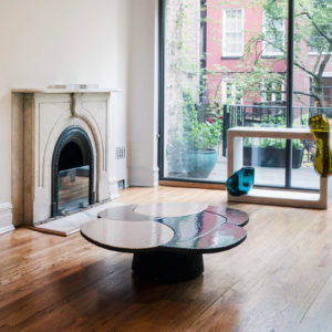 2017 – Private House – London – Emmanuel Babled – Etnastone Low Table