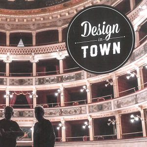 2016 09<br>DESIGN IN TOWN