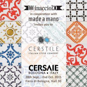 2015 09<br>CERSAIE &#8211; Bologna