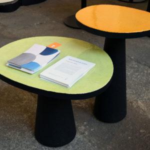 2017 - Salone del mobile - Palazzo Litta, Milano - Etnastone table