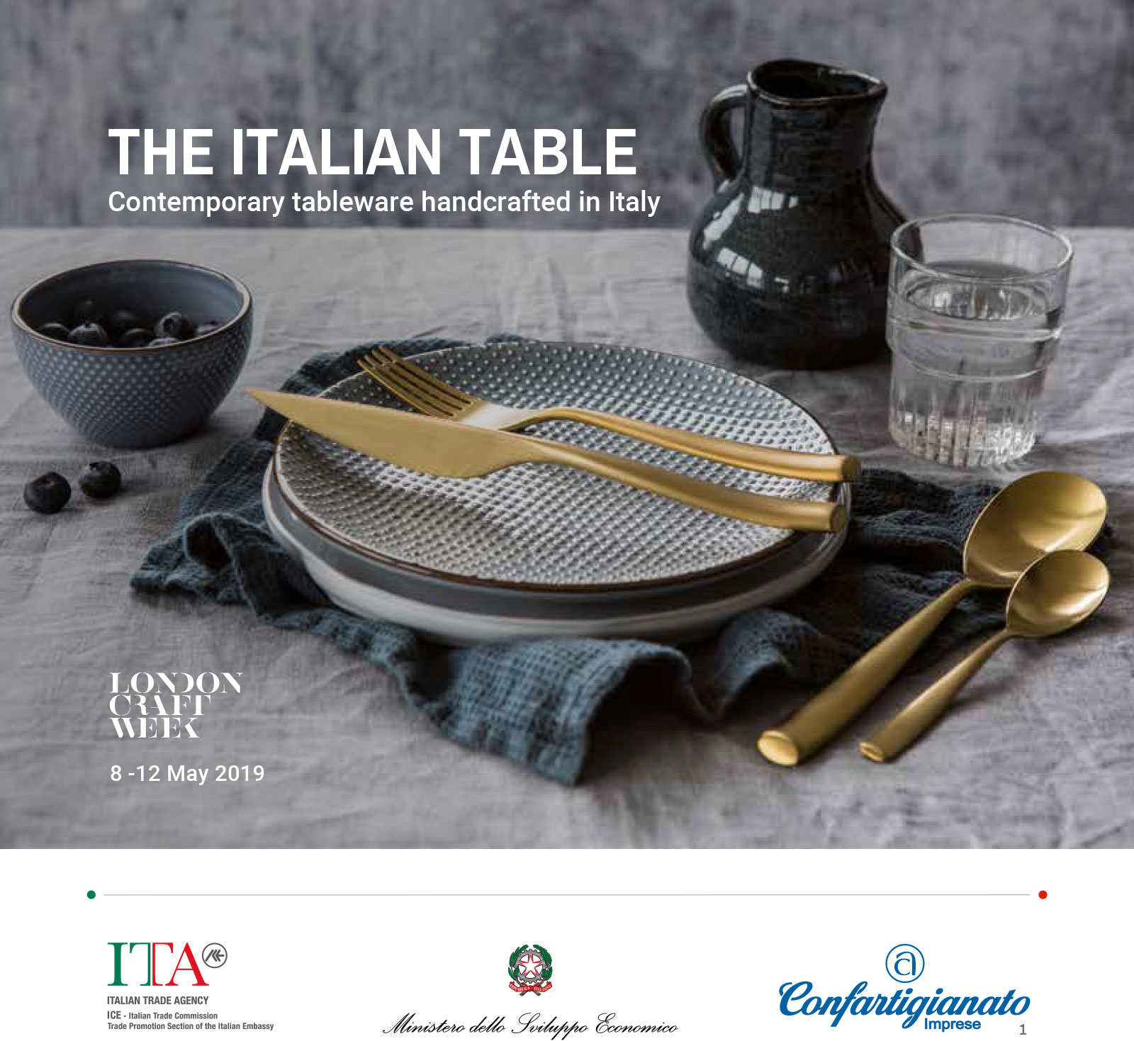 Made a Mano Press- London Craft Week - The Italian Table
