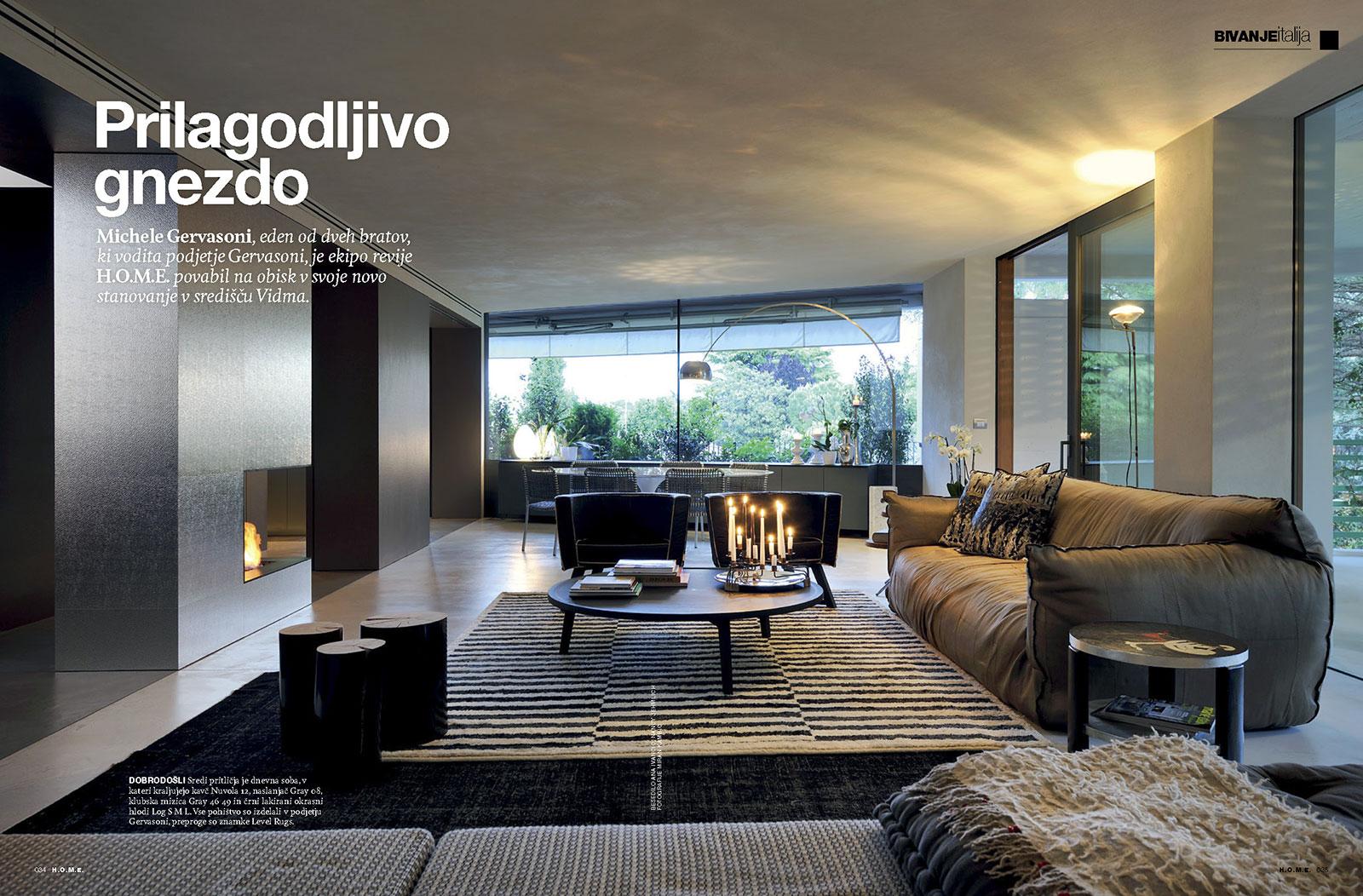 2019 - 04 - Gervasoni House - Home Style