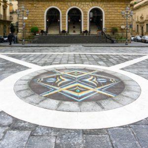 2020<br>Work: Caltagirone Square